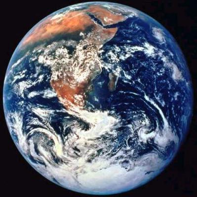 Cuidemos el planeta azul
